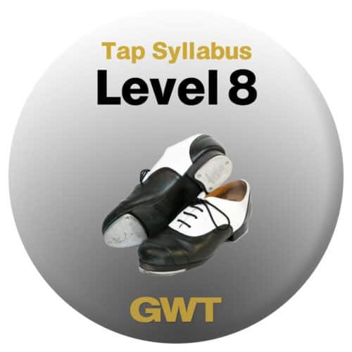 Tap Syllabus Level 8